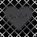 Heart Rate Heart Heartbeat Icon
