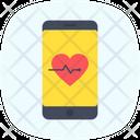 Heart App Health Icon