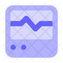 Heart-rate-machine Icon
