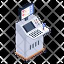 Ekg Machine Electrocardiogram Cardiac Electrogram Icon