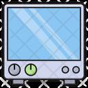 Monitor Screen Medical Icon
