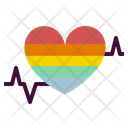 Heart rate zone Icon