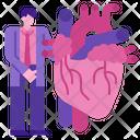 Heart Screening Icon