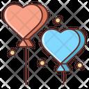 Iballoon Hearts Icon