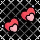 Heart Shape Glasses Heart Shape Glasses Icon