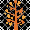 Heart shape leaves Icon