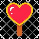 Icecream Romantic Day Icon