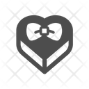 Heart Shaped Box Heartshaped Box Icon