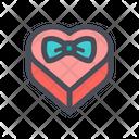 Heart Shaped Box Heartshaped Box Icon