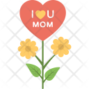 Growing Love Blooming Icon