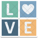 Heart Sign Imagination Laptop Icon