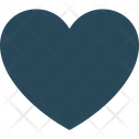 Heart Sign Favorite Sign Heart Shape Icon