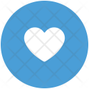 Heart Sign Favorite Icon