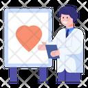 Heart Specialist Icon