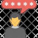 Heart Speech Bubble Icon