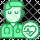 Heart Surgeon Icon