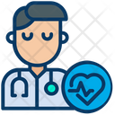 Cardiologist Heart Specialist Doctor Icon