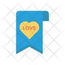 Heart tag Icon