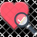 Heart Test Icon