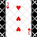 Heart Three Icon