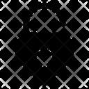 Heart Unlock Icon
