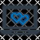 Heart Wallpaper Laptop Love Greeting Icon