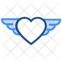 Heart Wing Icon