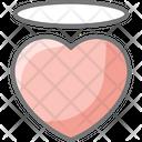 Valentine Wedding Happy Icon