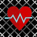 Heartbeat Pulse Icon