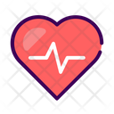 Heart Heart Rate Love Icon