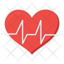Health Heart Medical Icon