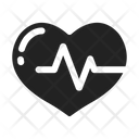 Pulse Heart Rate Icon