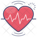 Heart Rate Pluse Icon