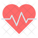 Heartbeat Heart Rate Icon
