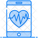 Heartbeat Online Healthcare Medical App Icon