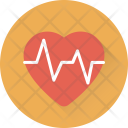 Heartbeat Lifeline Pulsation Icon
