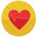 Heartrate Heartbeat Pulse Icon