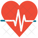 Heart Heartbeat Pulse Icon