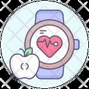 Health Diagnosis Test Icon