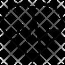 Heartbeat Ecg Pulse Icon