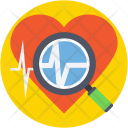 Heartbeat Diagnoses Icon