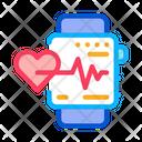 Watch Heartbeat Treatment Icon