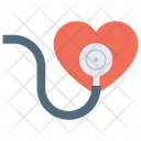 Heartbeat Monitoring Icon