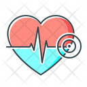 Heartbeat Rate Icon