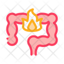 Heartburn Stomach Gastroenterology Icon