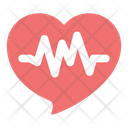 Hearth Care Pulse Icon