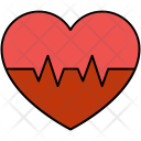 Heartrate Heartbeat Monitor Icon
