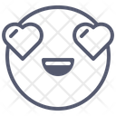 Hearts Romantic Romance Icon
