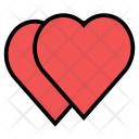 Affection Heart Love Icon