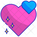 Love Heart Shape Icon